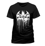 Batman T-Shirt Dripping Face