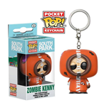 South Park POP! Vinyl Keychain Zombie Kenny 4 cm