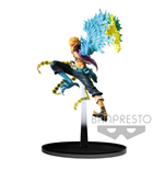 One Piece SCultures Figure Big Zoukeio 6 Vol. 6 Marco 11 cm