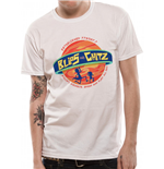 Rick And Morty - Blips And Chitz - Unisex T-shirt White