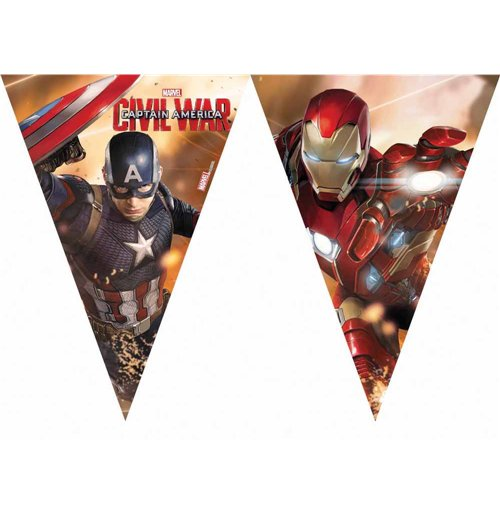 Captain America Parties Accessories 276036