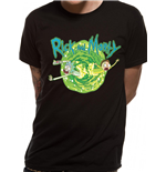 Rick and Morty T-shirt 276133