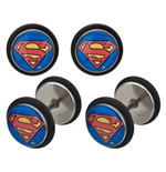 Superman Earrings 276296