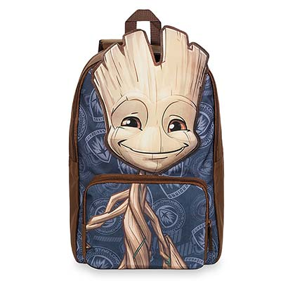 GUARDIANS OF THE GALAXY Groot 3D Backpack