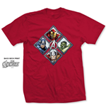 Marvel Superheroes T-shirt 276622