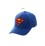 Superman - Logo Flexi - Cap