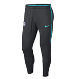 2017-2018 Chelsea Nike Training Pants (Anthracite) - Kids