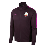 2017-2018 Galatasaray Nike Authentic Franchise Jacket (Wine)