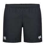 2017-2018 Ospreys Rugby Gym Shorts (Black)