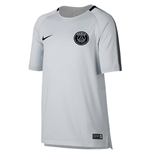 2017-2018 PSG Nike Training Shirt (Pure Platinum) - Kids