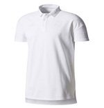 2017-2018 Real Madrid Adidas SSP Polo Shirt (White)