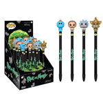 Rick and Morty POP! Homewares Pens with Toppers Display Classic (16)