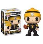 NFL POP! Football Vinyl Figure Ben Roethlisberger (Pittsburgh Steelers) 9 cm
