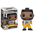 NFL POP! Football Vinyl Figure Antonio Brown (Pittsburgh Steelers) 9 cm