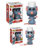 Ratatouille POP! Disney Figures Remy 9 cm Assortment (6)