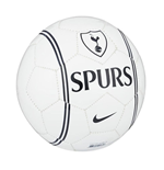 2017-2018 Tottenham Nike Skills Football (White)