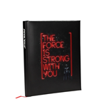 Star Wars Episode IV Notebook with Sound & Light Up Darth Vader