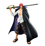 One Piece Variable Action Heroes Action Figure Shanks 19 cm