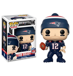 NFL POP! Football Vinyl Figure Tom Brady (New England Patriots) 9 cm