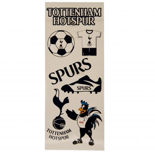 tottenham hotspur f c tattoo pack for only a at merchandisingplaza au. Black Bedroom Furniture Sets. Home Design Ideas