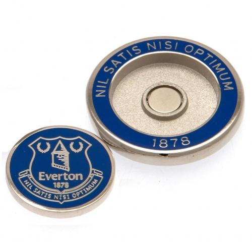 Everton F.C. Ball Marker Duo