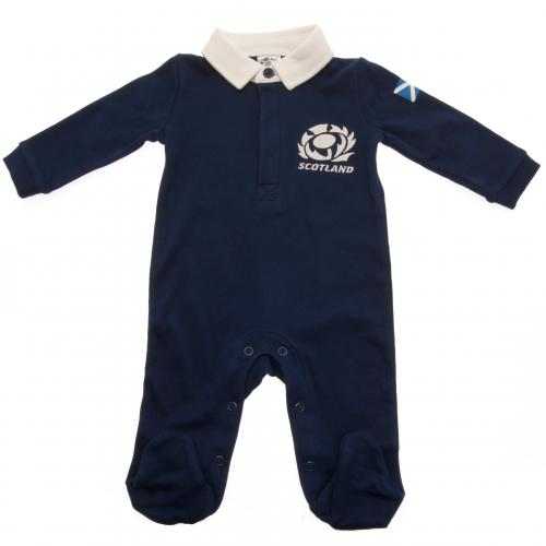 Scotland R.U. Sleepsuit 9/12 mths