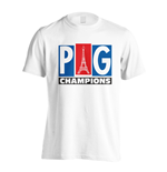PSG Champions T-Shirt (White) - Kids