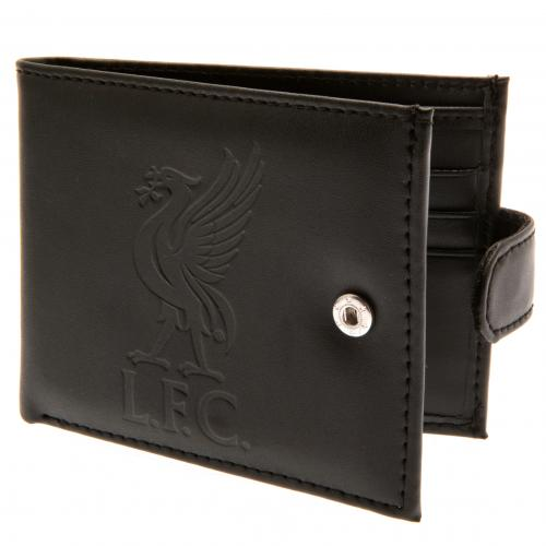 Liverpool F.C. rfid Anti Fraud Wallet