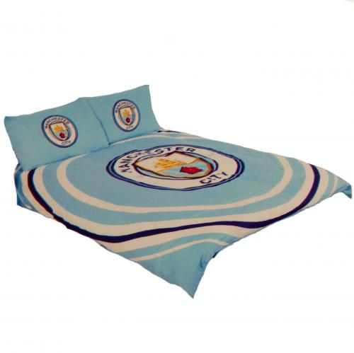 Manchester City F.C. Double Duvet Set PL