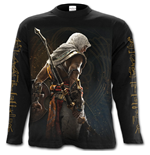Origins - Bayek - Assassins Creed Longsleeve Black