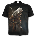 Origins - Bayek - Assassins Creed T-Shirt Black