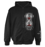 Sands Of Death - Full Zip Hoody Black