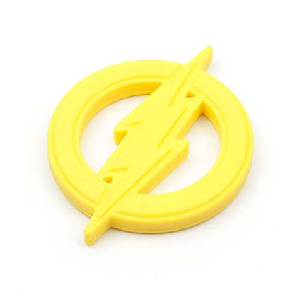 The FLASH Infant Yellow Teether