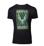 Halo - Serve UNSC Men's T-shirt