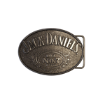 Jack Daniel's - Belt with Buckle Old No. 7 Logo