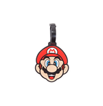 Nintendo - Super Mario Rubber Luggage Tag