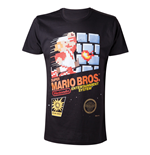 Nintendo - Super Mario Joystick compressed t-shirt
