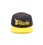 Pokémon - Pikachu Embroidered Snapback