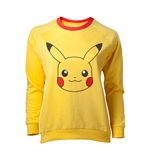 Pokémon - Big Face Pikachu Female Sweater