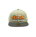 The Legend of Zelda - 8 Bit Logo Snapback