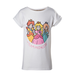 Nintendo - Team Princess Girl Kids T-shirt