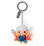 Marvel - Thor Character 3D Rubber Keychain