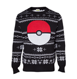Pokemon - Knitted Pokeball Sweater