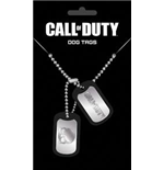 Call Of Duty Dog Tag Necklace 278562