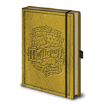 Harry Potter Premium Notebook A5 Hufflepuff