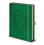 Harry Potter Premium Notebook A5 Slytherin