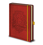 Harry Potter Premium Notebook A5 Gryffindor