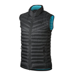 2017-2018 Chelsea Nike Authentic Down Vest (Anthracite)