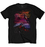 Pink Floyd Men's Tee: The Wall Flag & Hammers
