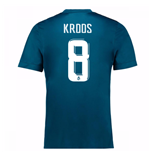 2017-18 Real Madrid Third Shirt (Kroos 8)